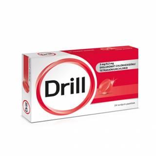DRILL pastilky 24 ks