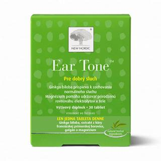 NEW NORDIC Ear Tone 30 tbl