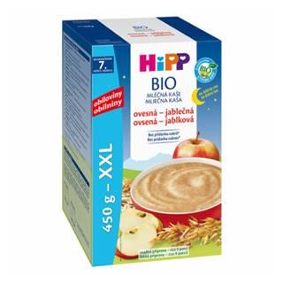 HiPP BIO Mliečna kaša dobrú noc ovsená s jablkom 450 g