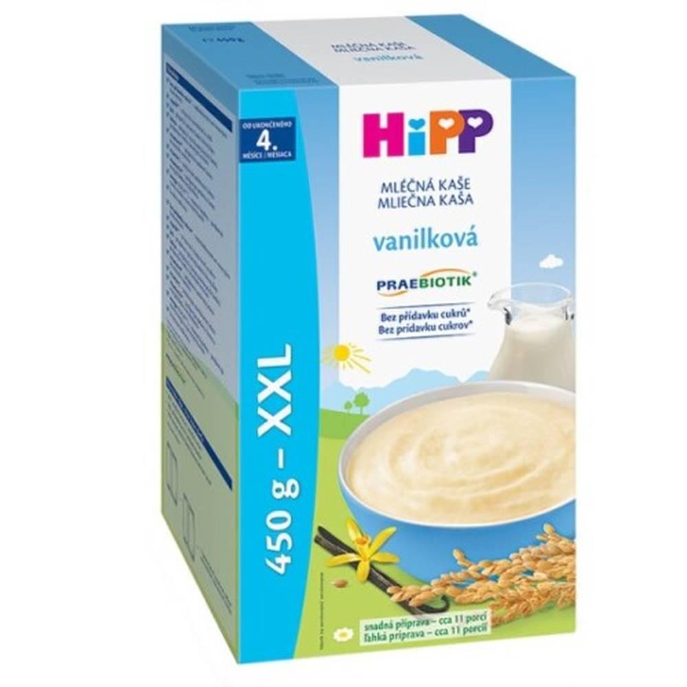 HiPP HiPP Mliečna kaša preabiotik vanilková 450 g