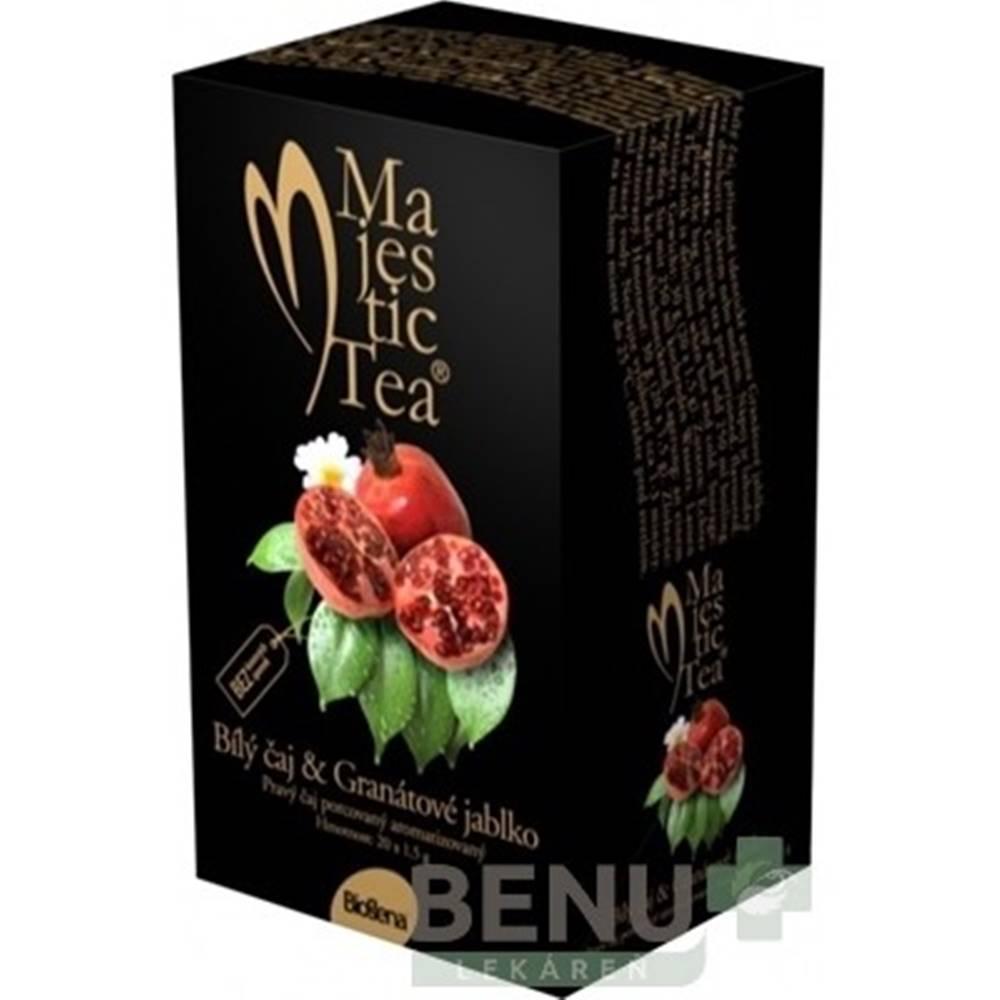 Biogena (caje) Biogena Majestic Tea Biely čaj & Granátové jablko 20x1,5g