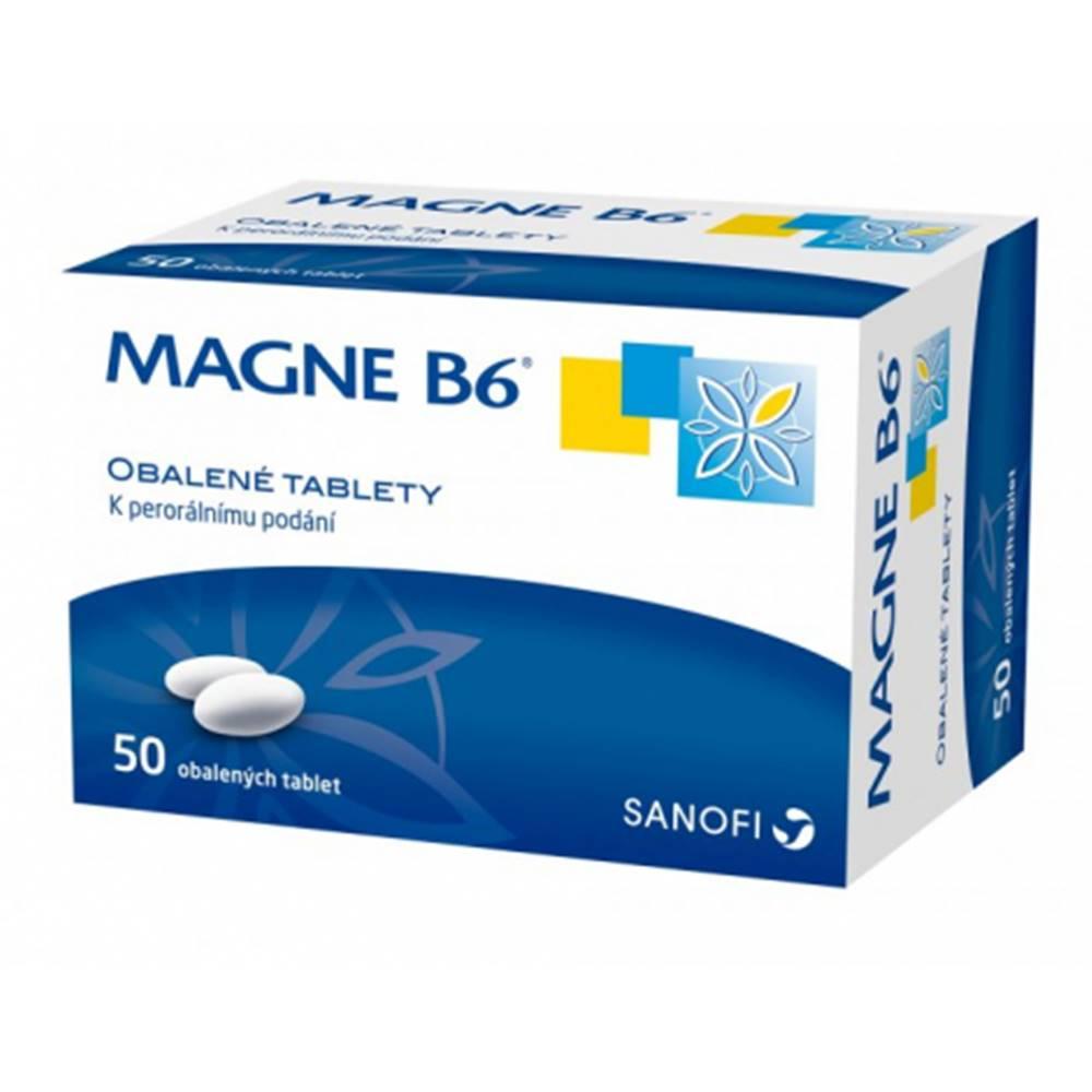 sanofi-aventis Slovakia Magne B6 50 tbl
