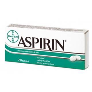 ASPIRIN 500 mg 20 tabliet