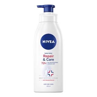 NIVEA Regeneračné telové mlieko repair & care 400 ml