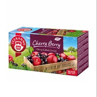 TEEKANNE WOF Cherry berry 20 x 2,25 g