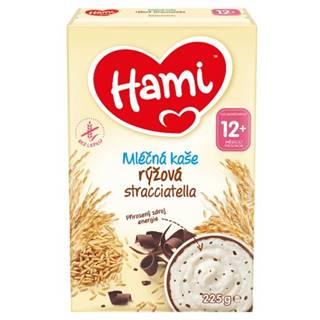 HAMI mliečna kaša ryžová stracciatella 225 g