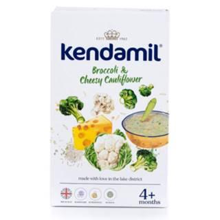KENDAMIL Jemná kaša brokolica, karfiol, so syrom 150 g
