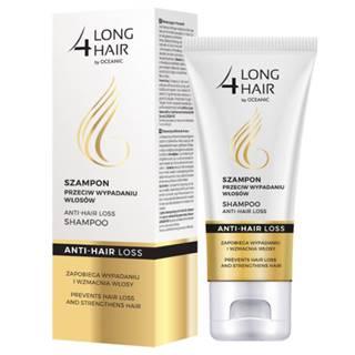 LONG 4 HAIR Šampón proti vypadávaniu vlasov 200 ml