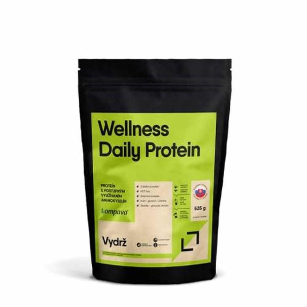 Kompava KOMPAVA Wellness protein daily príchuť kokos a čokoláda 525 g