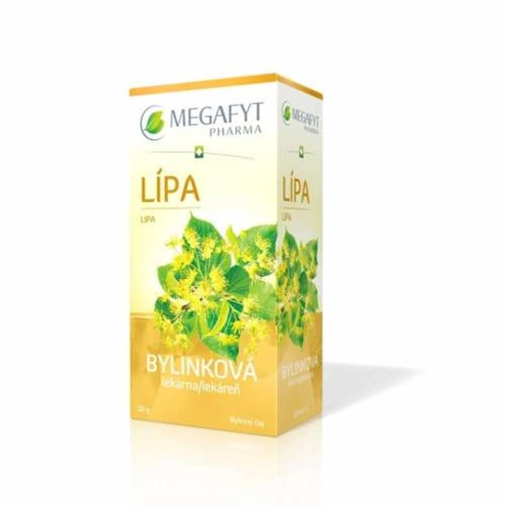 Megafyt MEGAFYT Bylinková lekáreň lipa 20 x1,5 g