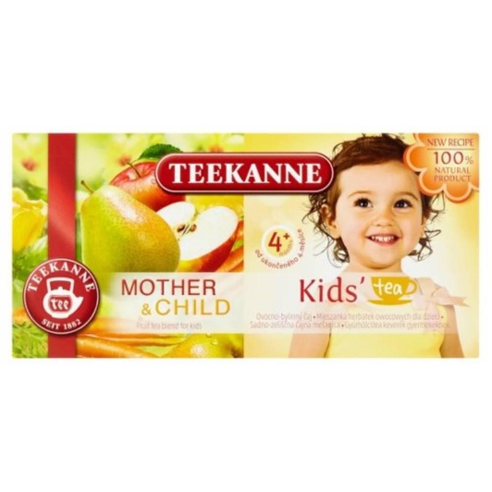 Teekanne TEEKANNE M&CH Kids tea 4m+ 20 x 2,25 g