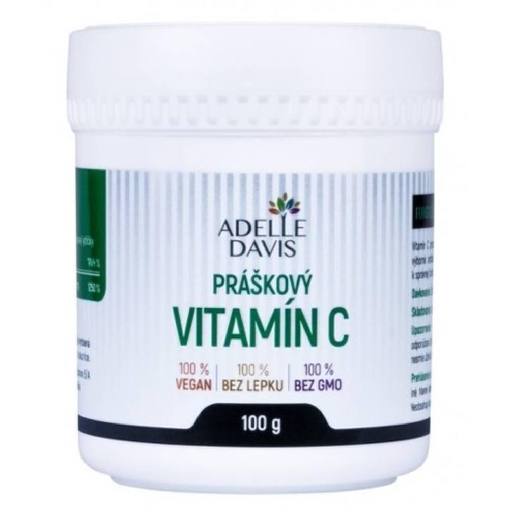 Adelle Davis ADELLE DAVIS Práškový vitamín C 100 g