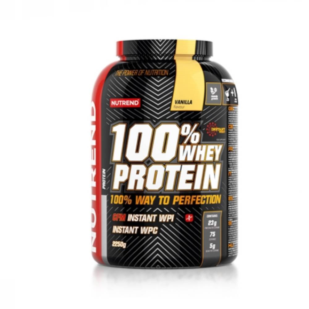 NUTREND 100% whey protein p...