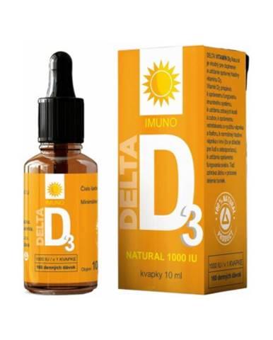 Vitamíny a minerály DELTA