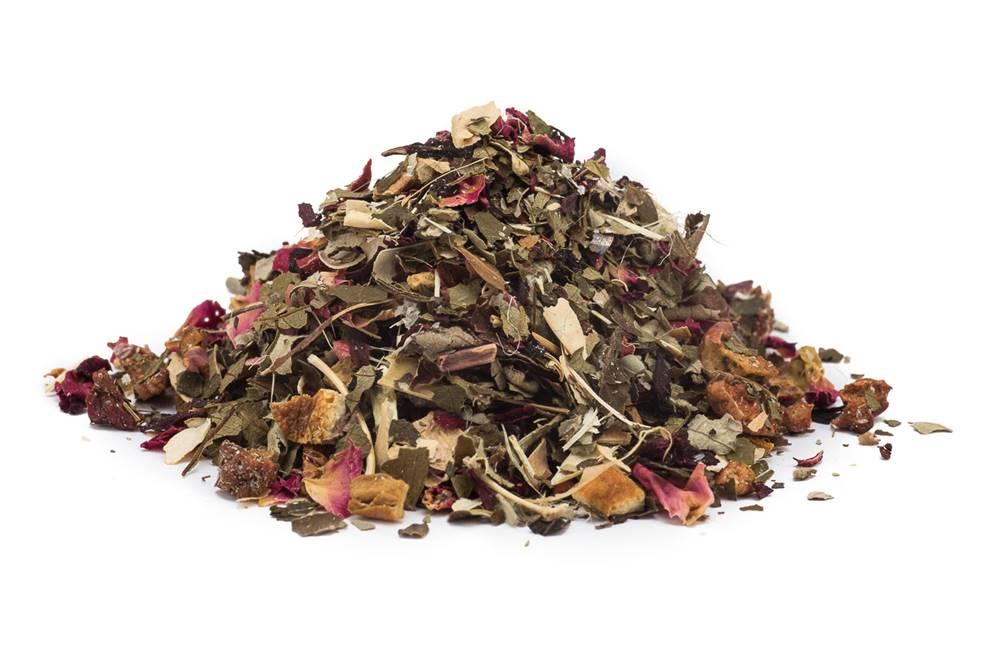 Manu tea BRUSNICE S GRANÁTOVÝM JABLKOM - bylinný čaj, 10g