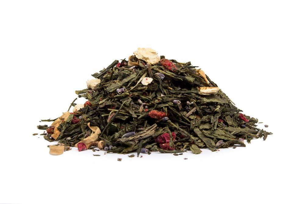 Manu tea CHIA S GOJI - zelený čaj, 10g