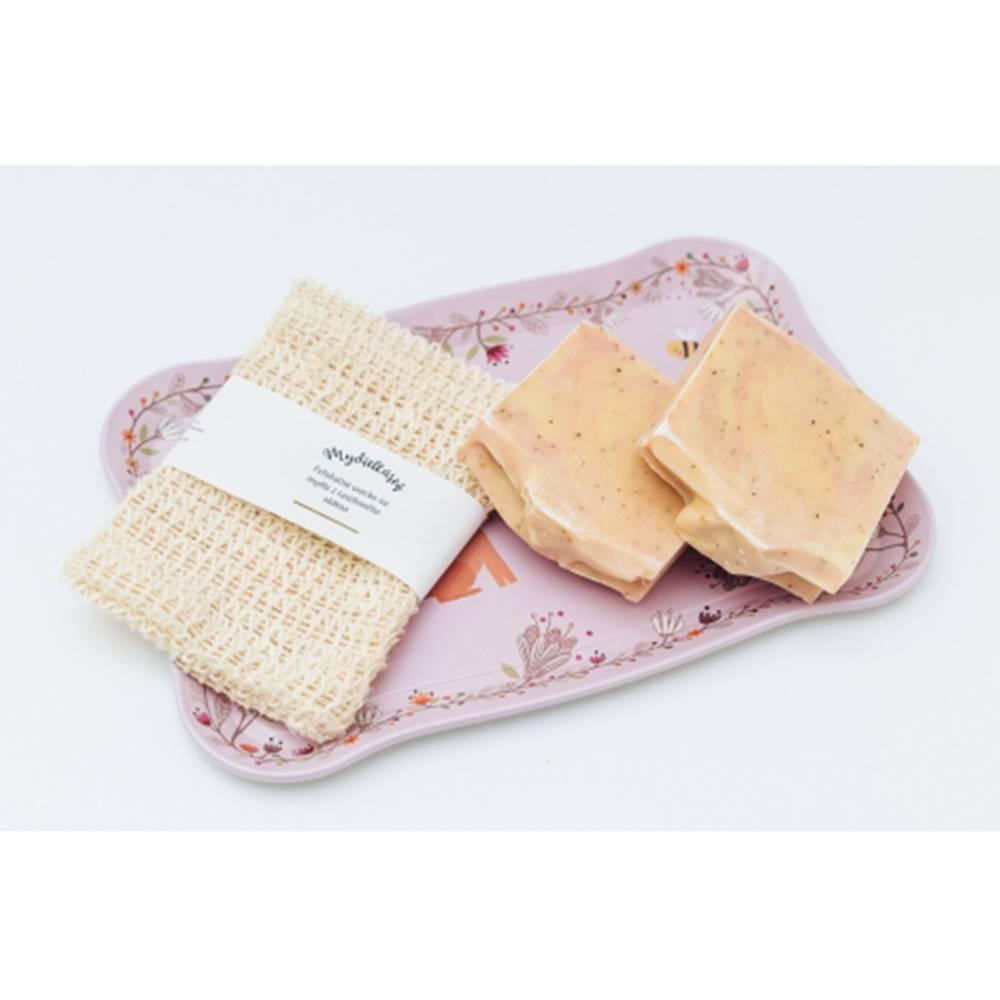 Dranex s.r.o. Prírodné vyživujúce mydlo s ovseným hodvábom a vanilkou 110g