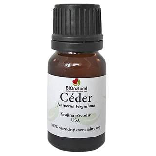 Bionatural Céder, éterický olej 10 ml