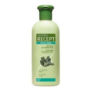 SUBRÍNA RECEPT clean fresh šampón proti mastným vlasom 400 ml