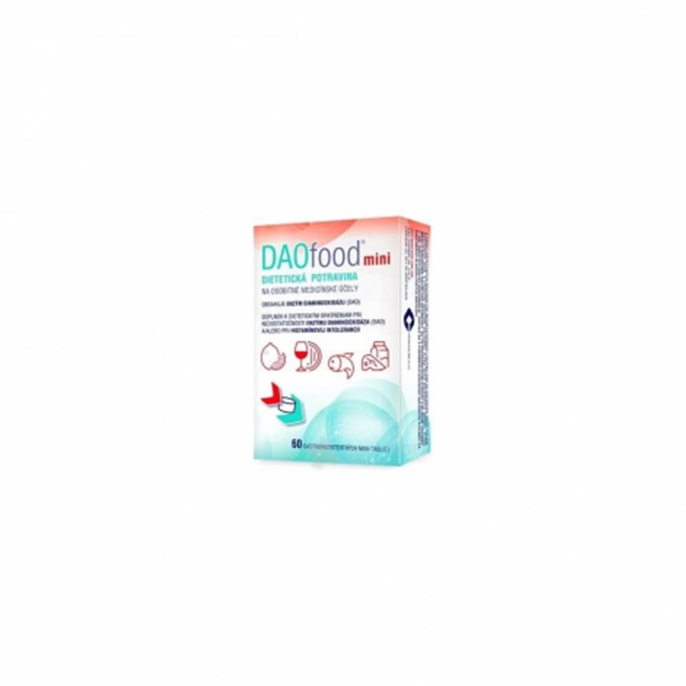 S&D Pharma SK, s.r.o. DAOfood mini 60 tabliet