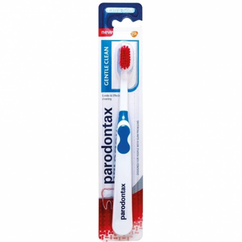 Glaxo Smith Kline Parodontax Gentle Clean zubná kefka pre krvácajúce ďasná Extra Soft