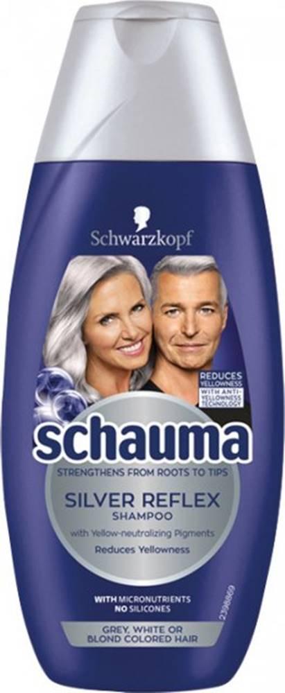 Schauma šampón Silver reflex