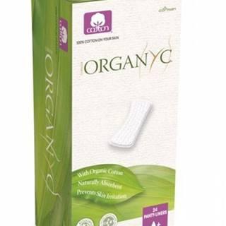 Organyc bio menštruačné vložky slipové +