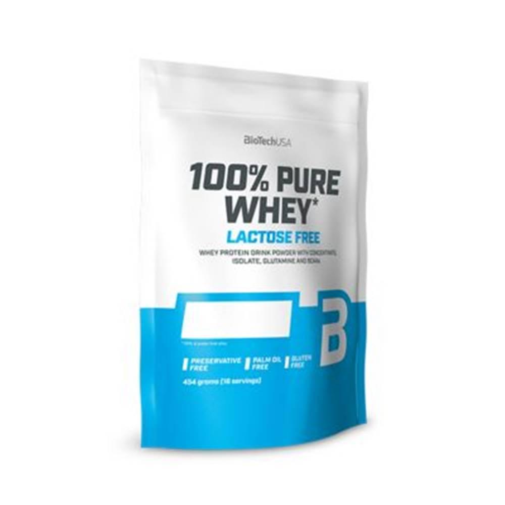 BioTech USA BioTech USA 100% Pure Whey Lactose free