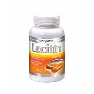 KOMPAVA Lecitín 1200 mg 100 tbl