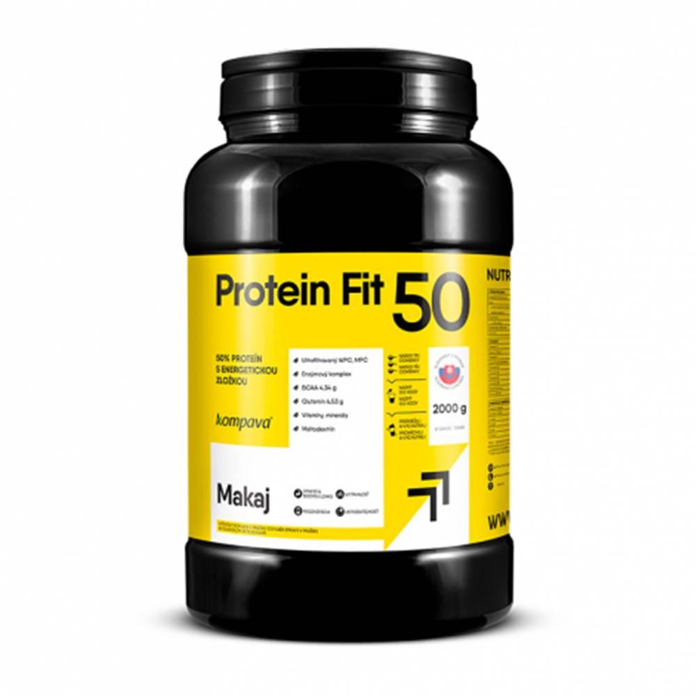 KOMPAVA ProteinFit 50 jahoda 57 dávok