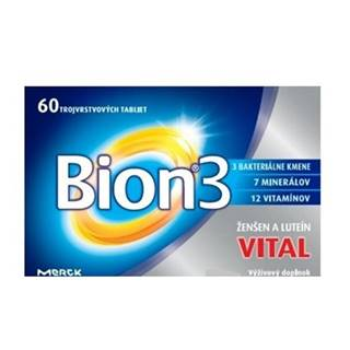 Merck Bion 3 Vital 60 tbl