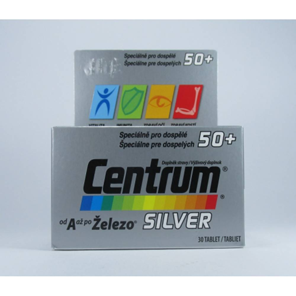 Centrum Silver 50+ s Multi-...