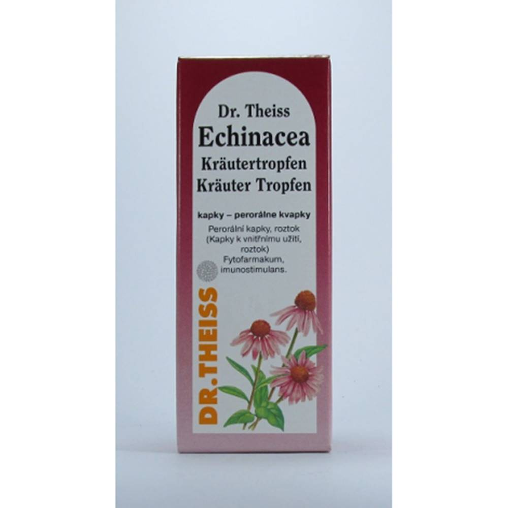Dr. Theiss Echinaceové kvapky  50 ml