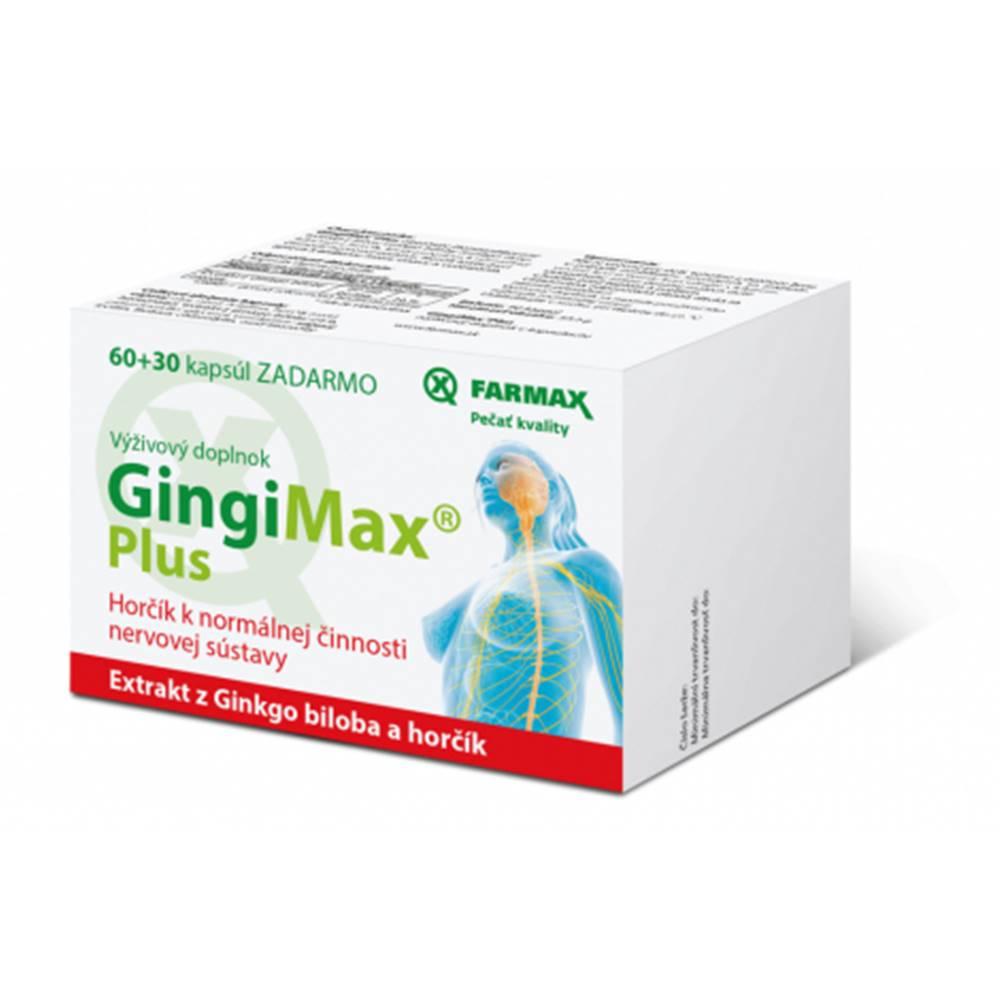 Farmax GingiMax PLUS 60 tbl + 30 tbl