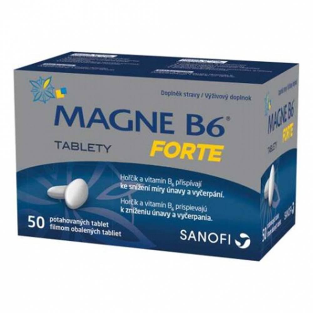 Magne B6 forte 50 tbl