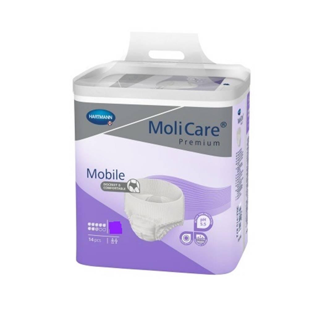 MoliCare Premium Mobile 8 kvapiek L plienkové nohavičky naťahovacie 14 ks