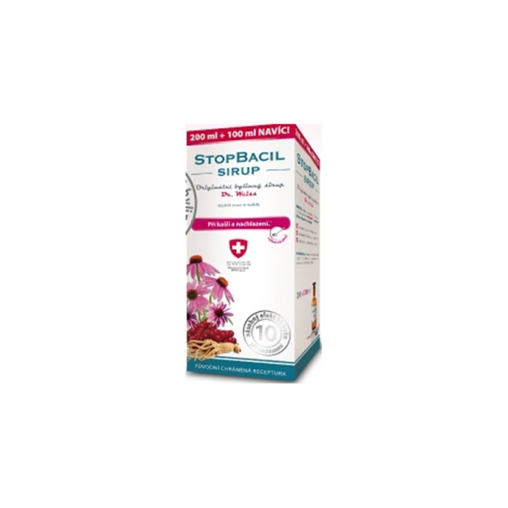 STOPBACIL sriup Dr Weiss 100 +50 ml