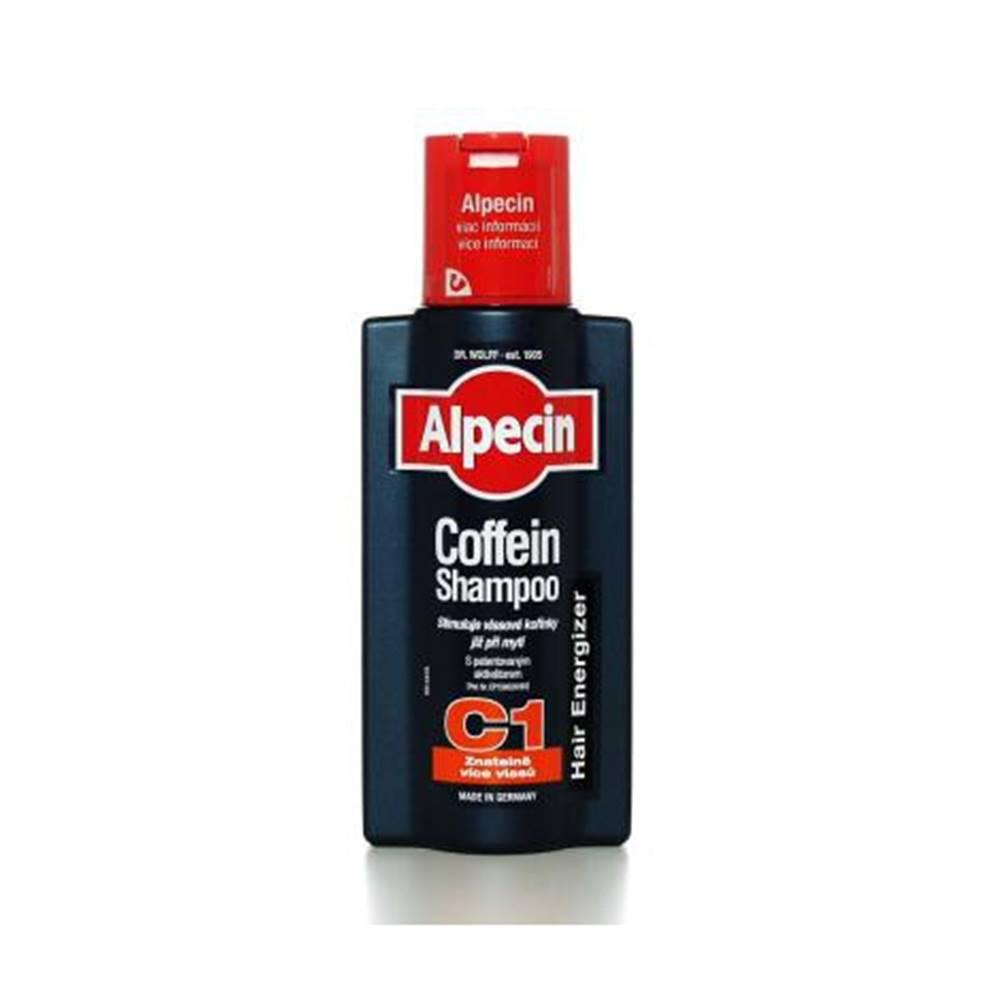 ALPECIN Kofeínový šampón  250 ml