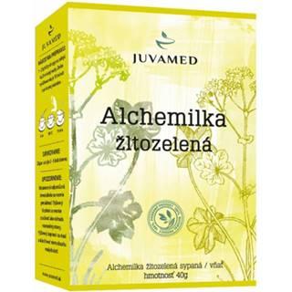 Juvamed ALCHEMILKA OBYČAJNÁ sypaný čaj 40 g
