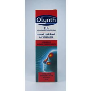 Olynth 0,1% nosový sprej 10 ml