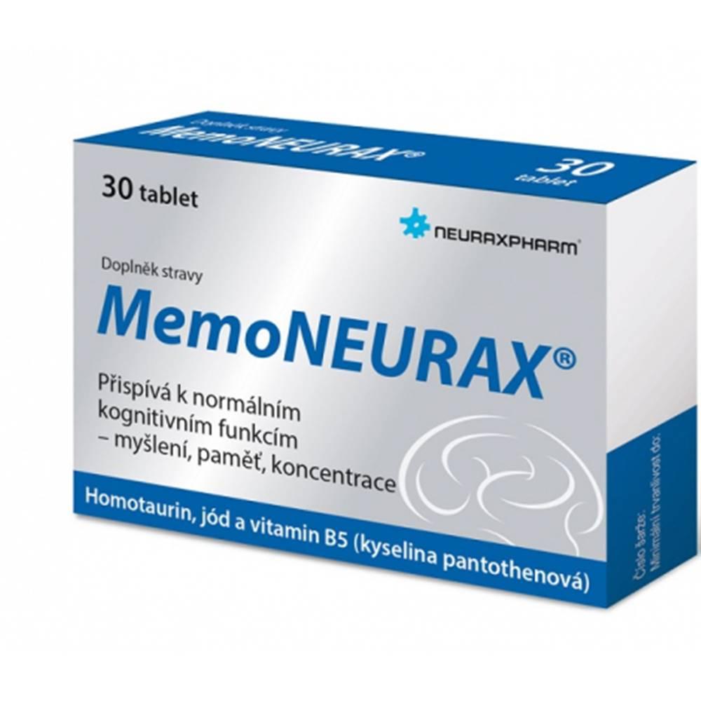 MemoNEURAX 30 tbl