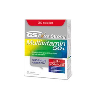 GS Extra STRONG Multivitamín 50+ 30 tbl