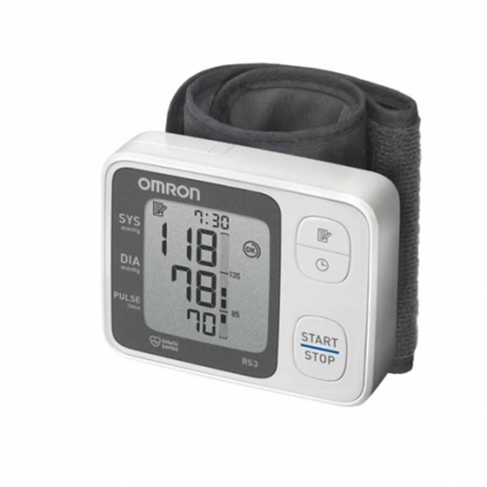 OMRON RS3 Digitálny tlakomer automatický na zápästie 1 ks