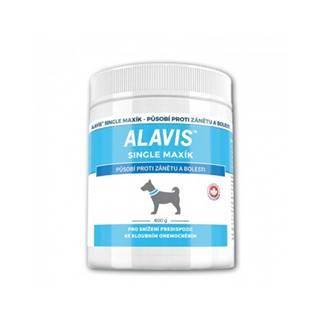 ALAVIS Single Maxík pre psov prášok 600 g