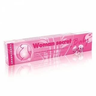 Woman secret Baby tehotenský test prúžkový 2 ks