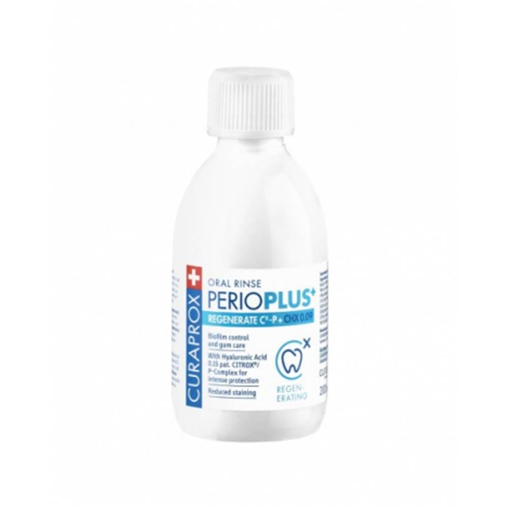 CURAPROX Perio Plus Regenerate CHX 0,09 % ústna voda 200 ml