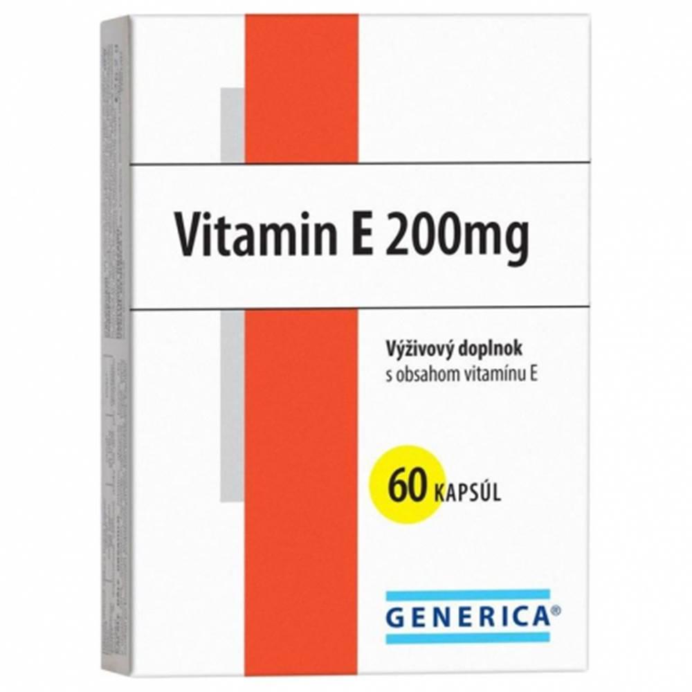 Generica Vitamin E 200 I.U. 60 cps