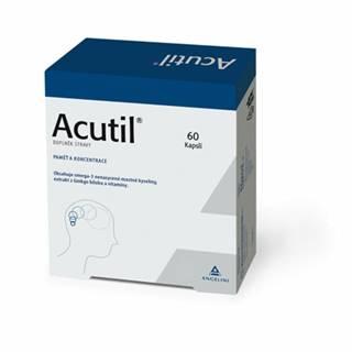 Acutil 60 kapsúl