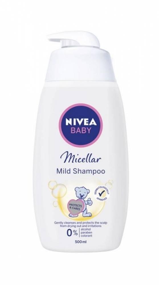 Nivea Baby micelárny šampón