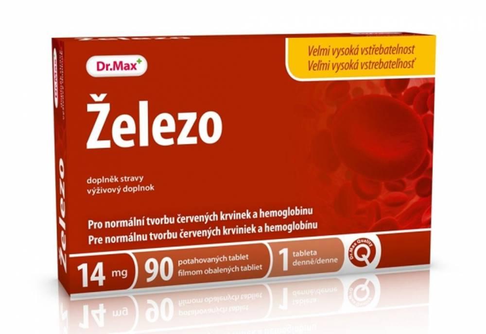 Dr.Max Dr.max Železo 14 mg